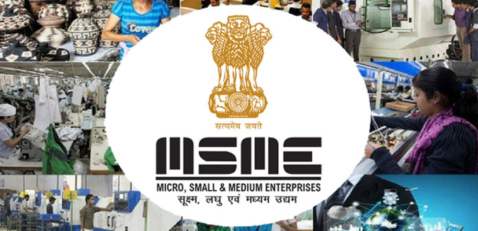 CHANGE IN DEFINITION OF MSME